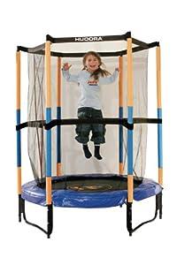 Hudora 140cm Saftey Trampoline Joey Jump