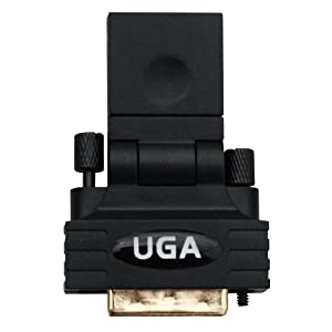 Plugable P-DVIHDMI Male DVI to Female HDMI Passive Port Adapter