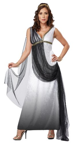 California Costumes Women's Platinum Collection - Deluxe Roman Empress Adult