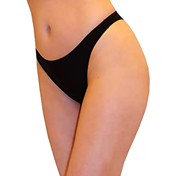 High Cut Brazilian Bikini Bottom- All Colors available at
