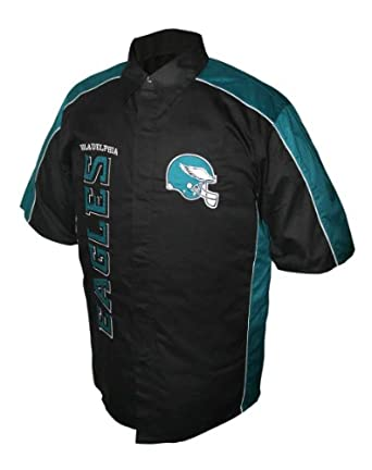 NFL Mens Philadelphia Eagles Run And Shoot Camp Shirt by MTC Marketing, Inc
