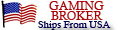Gaming Broker SHIP FROM USA