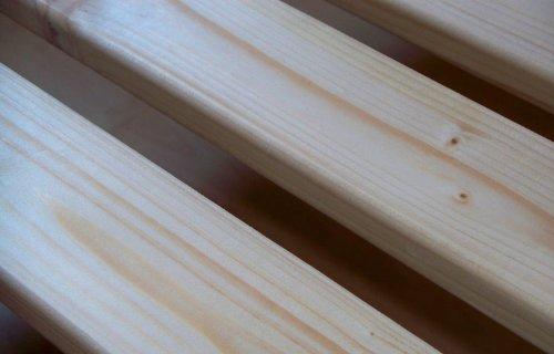 TUGA-Holztech 20mm Rollrost Lattenrost 70x140 cm
