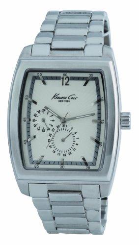 Kenneth Cole Men's Stainless Steel Bracelet Watch KC3923