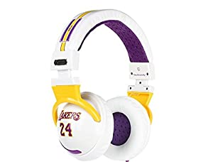 Skullcandy Hesh Over-Ear Headphone with In-Line Microphone and Control Switch SGHEBZ-12 (Kobe Bryant) (Discontinued by Manufacturer)