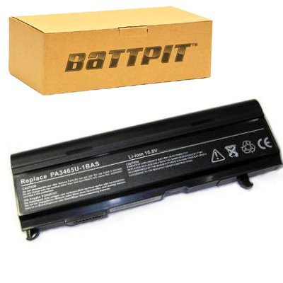 Click to buy Battpit™ Laptop / Notebook Battery Replacement for Toshiba Satellite A135-S4517 (6600 mAh) - From only $31.99