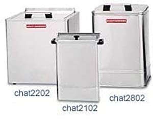 Chattanooga Hydrocollator Moist Heating Units Pack, E-2 (2-Os, 3-Standard, 1-Neck)