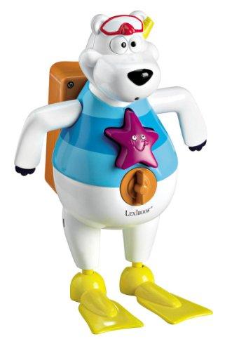 Imagen principal de Cefa Toys 504035 - Juegos Baño Oso Nadador + 1 Año