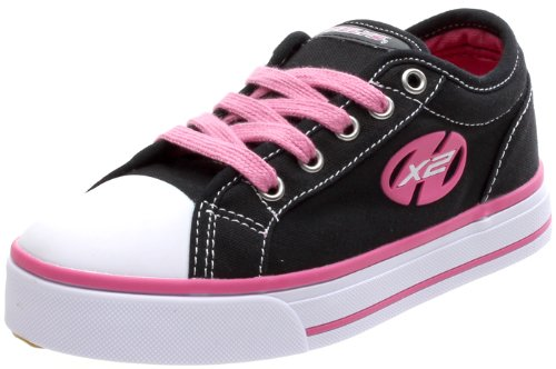 Heelys Jazzy Kids Skate Shoes (3 UK, Girls)