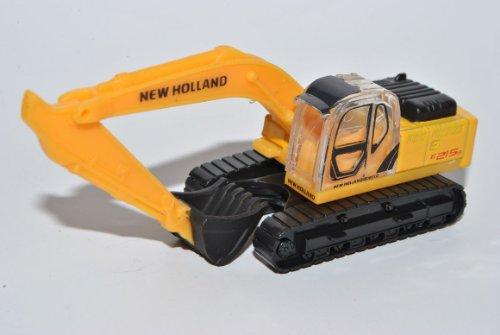 New Holland Bagger E215B Gelb 1/64 Norev Modell Auto