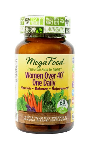 Megafood Women Over 40 One Daily Tablets, 60 Count