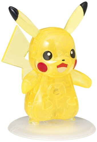 Crystal Zigsaw Puzzle 29piece pokemon XY Pikachu 50169 - 1