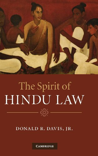The Spirit of Hindu Law
