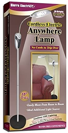 Sre Cordless Anywhere Lamp (Pack Of 24)