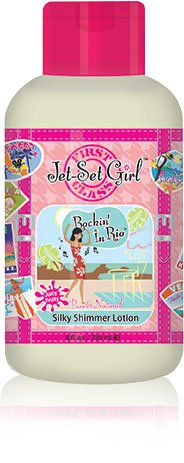 Jet Set Girl Silky Shimmer Lotion (8 Fl. Oz.)
