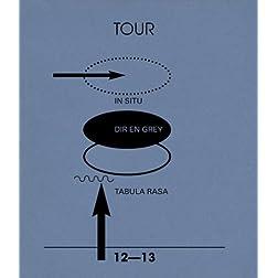 Tour 12-13 in Situ-Tabula Rasa [Blu-ray]