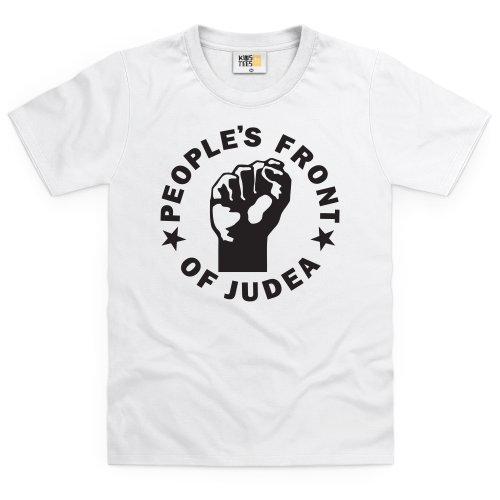 Inspired By Life Of Brian T-shirt bimbi - Peoples Front Of Judea, Bimbi, Bianco, M