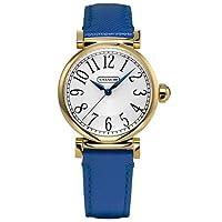 COACH コーチ レディース腕時計 マディソン ブルー 14501865 【並行輸入品】
