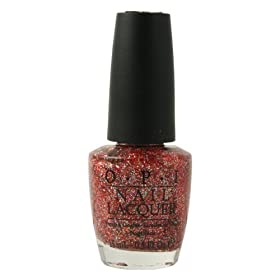 OPI Burlesque Holiday 2010 Nail Lacquers