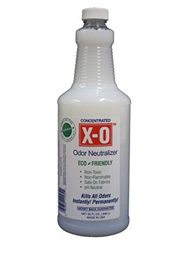 X o odor neutralizer concentrate 32 ounce for Fish tank odor eliminator