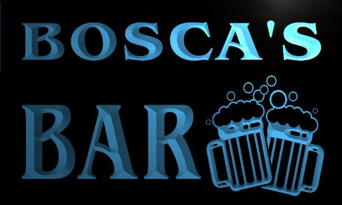 w127252-b-bosca-name-home-bar-pub-beer-mugs-cheers-neon-light-sign