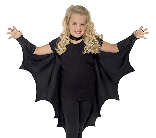 Vampire-Bat-Wings-With-High-Collar-Costume-for-Kids