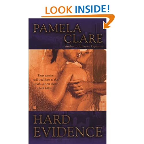 Hard Evidence (I-Team, Book 2)