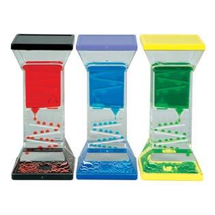 WMU Zig Zag Drops Liquid Motion Desk (Liquid Timers compare prices)