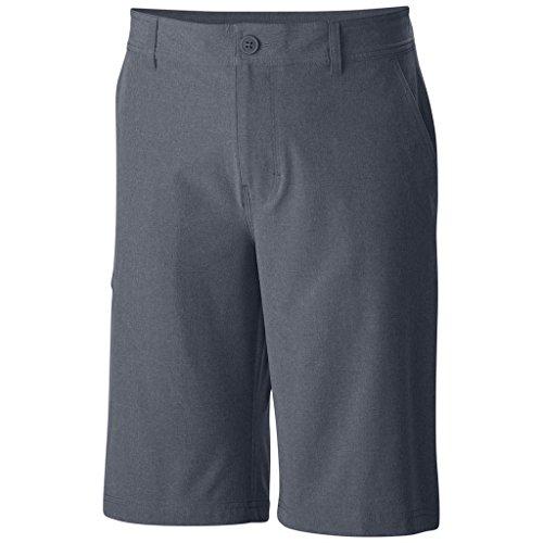 Columbia Sportswear Men's Global Adventure II Shorts, India Ink/Heather, 36 x 10 (Columbia Global Adventure Ii compare prices)