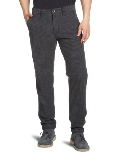 Marc O'Polo Men's 229 0424 10100 Trousers Grey (989 Dark Grey) 106