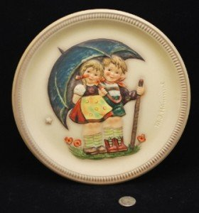 Amazon.com - M I Hummel Goebel First Edition Anniversary Plate 1975