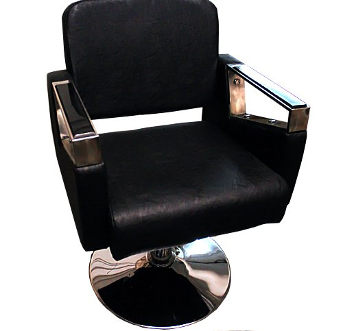 Schwarz Salon Stuhl Styling Fashion Barber Friseur