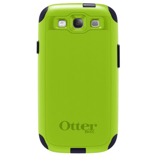 OtterBox Commuter Series Case for Samsung Galaxy S III - Lime Green