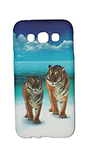 Generic Premium Branded Silicon Covers for Samsung E5 Tiger SILSAMTGR_0573DR