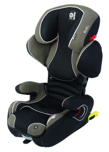 KIDDY 41521CF088 Cruiserfix Pro Walnut Autositz