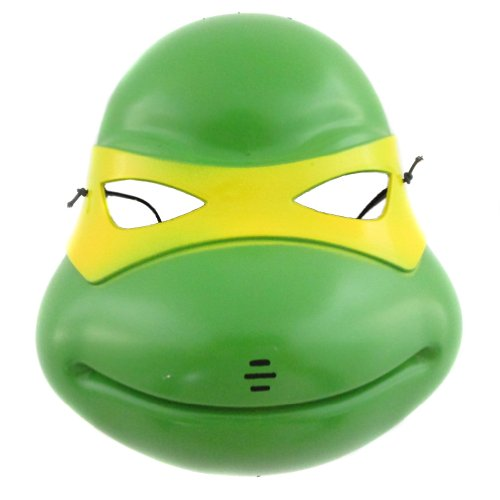 Green/Yellow Teenage Mutant Ninja Turtles Mask Ball Costume Party