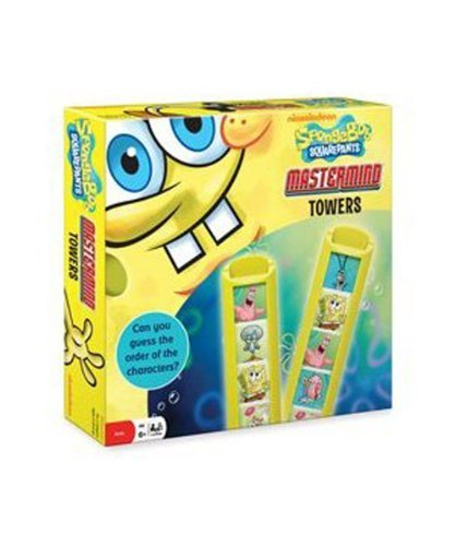 SpongeBob Mastermind Towers