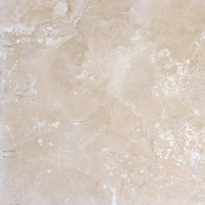 "12"" x 12"" Honed Travertine Tile"