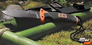Gerber GE22-31-000751 Bear Grylls Ultimate Couteau Orange/gris