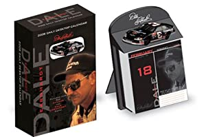 Dale Earnhardt 2008 Box Calendar by The Time Factory