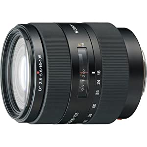 Sony SAL16105 16-105mm f/3.5-5.6 Wide-Range Zoom Lens