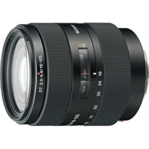 Sony SAL16105 16-105mm f/3.5-5.6 Wide-Range Zoom Lens