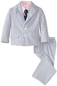 Nautica Boys 2-7 Seersucker Suit Set from Nautica