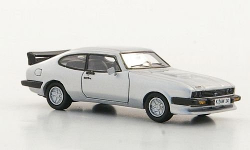 Ford Capri MkIII Turbo, silber,