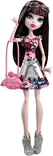 Monster High Boo York, Boo York Frightseers Draculaura Doll - 1