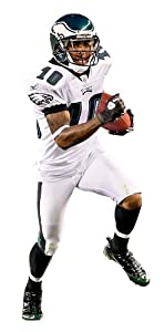 Fathead NFL Philadelphia Eagles DeSean Jackson Junior Wall Graphic by Fathead
