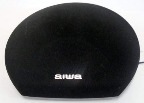 Aiwa Sx-R275 Speaker W/ 40 Watt Music Power
