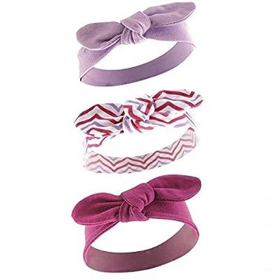 Yoga Sprout 90165 3er Set Kopfbänder für Babies, passend 0-12 Monate, 3 verschiedene Designs