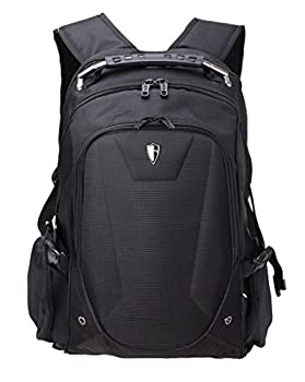 Victoriatourist V6002 Laptop Backpack with Check-Fast Airport Security Friendly Sleeve, Fits Most 16-inch Laptops