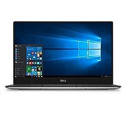 Dell XPS9350-673SLV 13.3 Inch FHD Laptop (6th Generation Intel Core i5, 4 GB RAM, 128 GB SSD) Microsoft Signature Edition